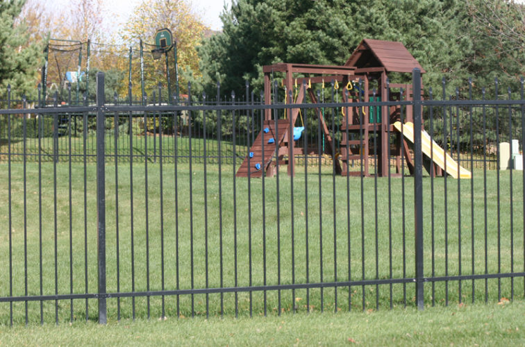 AFC Cedar Rapids - Ornamental Fencing, 1065 Ameristar 6' Warrier