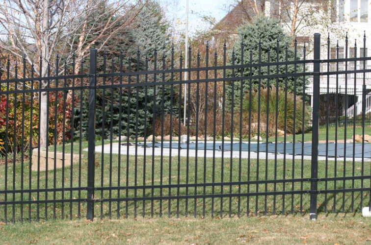 AFC Cedar Rapids - Ornamental Fencing, 1066 Ameristar 6' Warrior