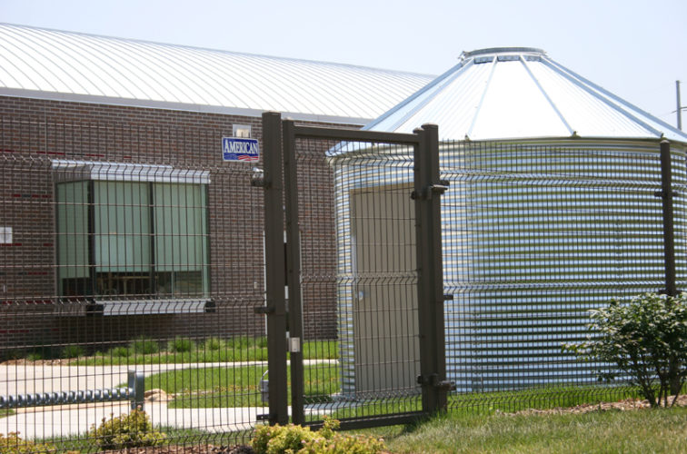 AFC Cedar Rapids - Woven & Welded Wire Fencing, 1239 Omega