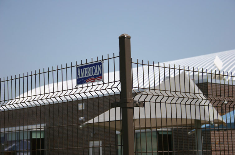 AFC Cedar Rapids - Woven & Welded Wire Fencing, 1240 Omega
