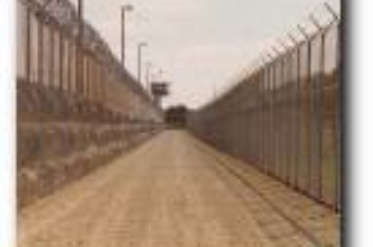 AFC Cedar Rapids - High Security Fencing, 2109 Prison Fence Deadman Zone
