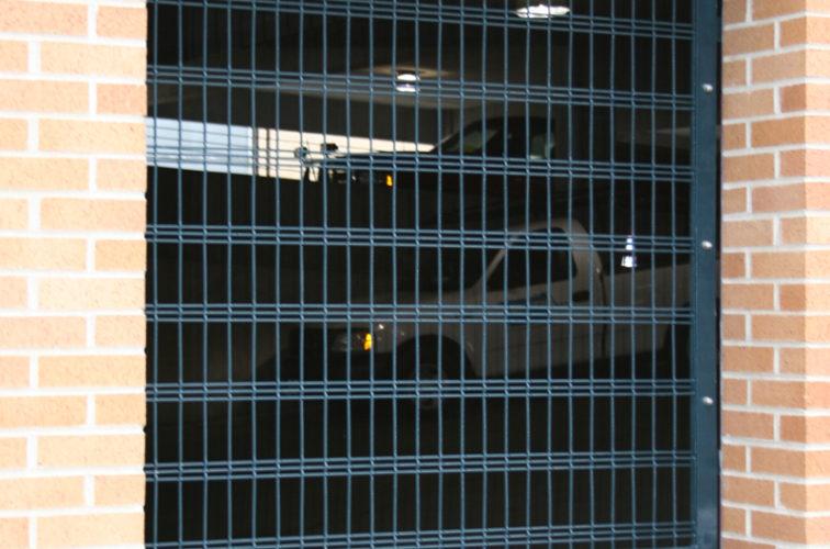 AFC Cedar Rapids - Specialty Product Fencing, 2220 Custom Window Screen