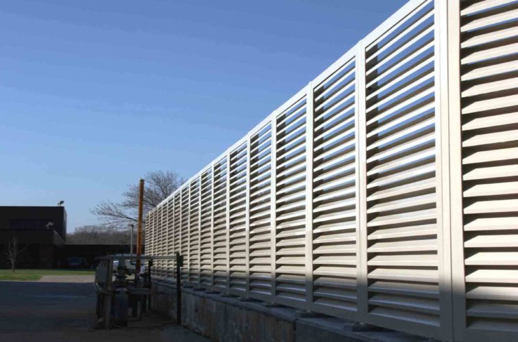 AFC Cedar Rapids - Louvered Fence Systems Fencing, 2224-Louvered-Fence-Web
