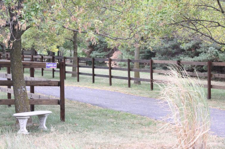 AFC Cedar Rapids - Wood Fencing, 3 Rail Ranch Rail - Consbruck