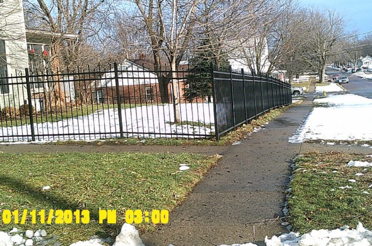 AFC Cedar Rapids - Ornamental Fencing, 6' Montage Warrior - AFC - IA