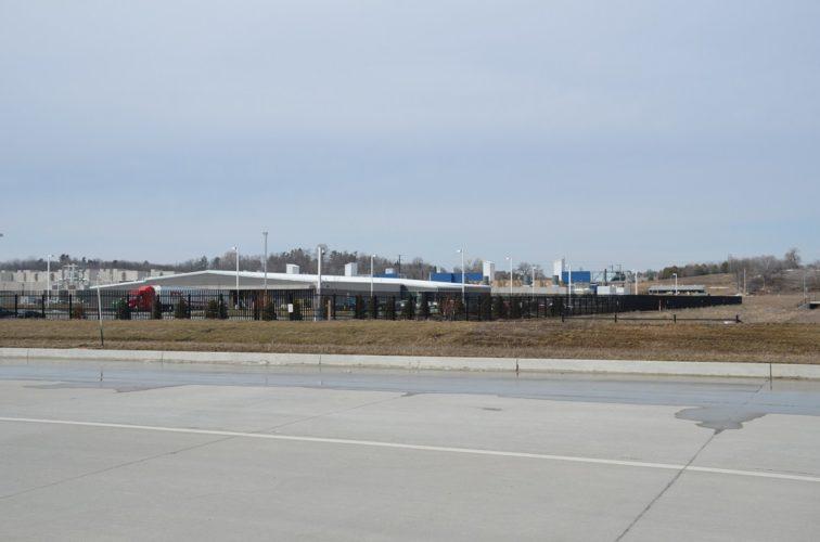 AFC Cedar Rapids - K-Rated Vehicle Restraint Systems Fencing, 8' Crash Rated Ornamental Impasse 6 - AFC - IA