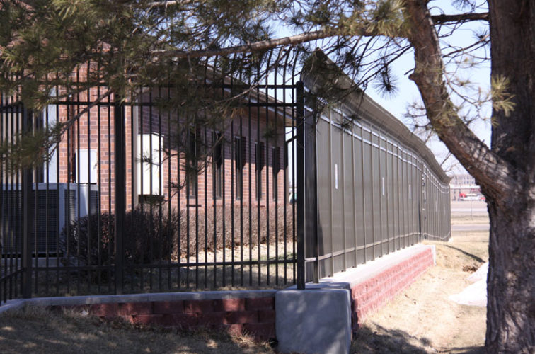 AFC Cedar Rapids - Ornamental Fencing, Airport #12