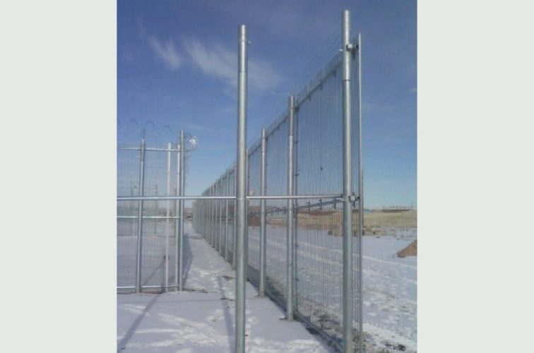 AFC Cedar Rapids - High Security Fencing, Anti-Climb Mesh
