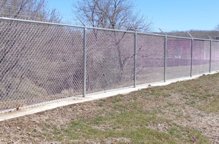 AFC Cedar Rapids - Sports Fencing, Commercial - Chain Link - AFC-KC