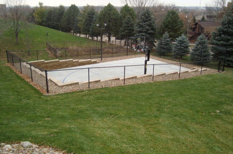 AFC Cedar Rapids - Sports Fencing, Fence (32)