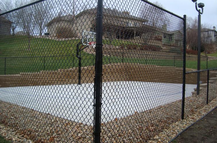 AFC Cedar Rapids - Sports Fencing, Fence (34)