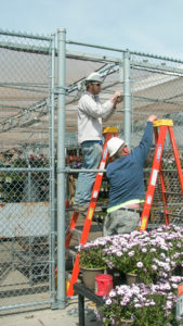 American Fence Company Sioux City, Iowa Iowa - Chain Link Fencing