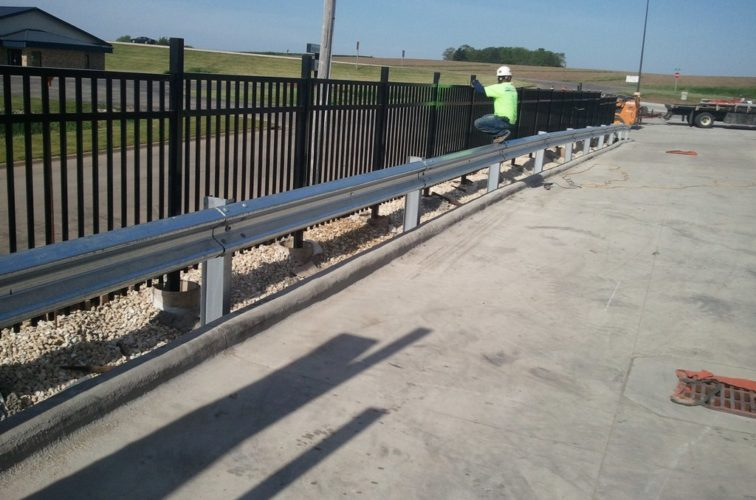 AFC Cedar Rapids - Ornamental Fencing, Guardrail and 3 Rail Ornamental - AFC - IA