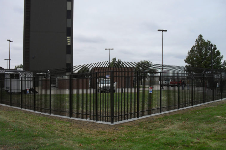 AFC Cedar Rapids - Ornamental Fencing, High Security Ornamental