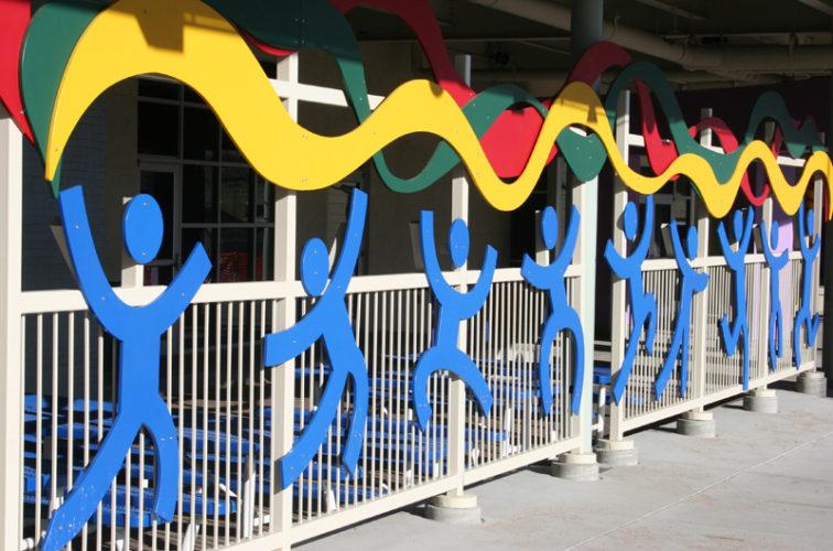AFC Cedar Rapids - Specialty Product Fencing