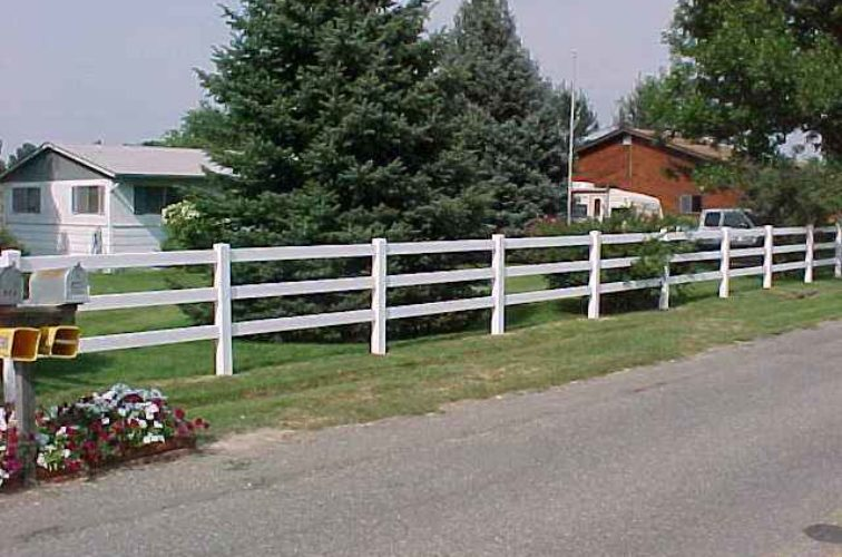 AFC Cedar Rapids - Vinyl Fencing, MVC-002S1