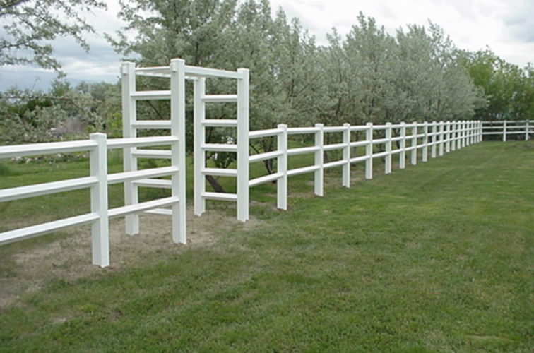 AFC Cedar Rapids - Vinyl Fencing, MVC-005F