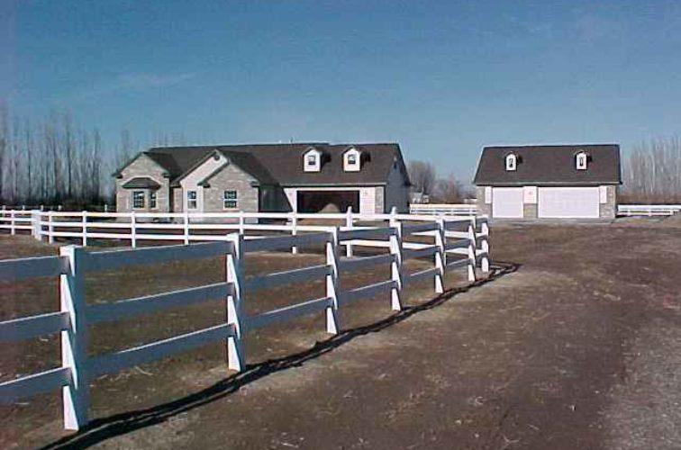 AFC Cedar Rapids - Vinyl Fencing, MVC-0071S