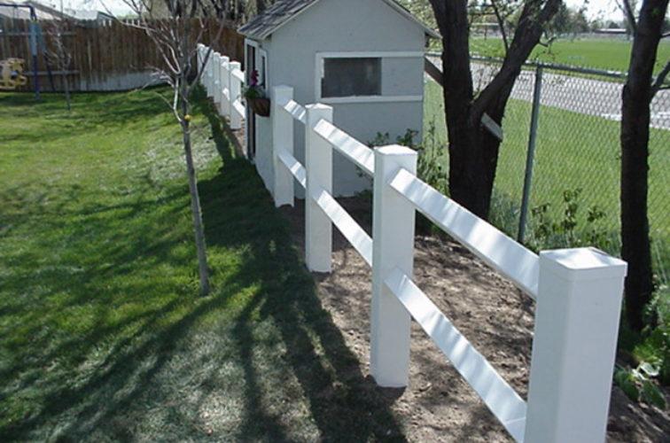 AFC Cedar Rapids - Vinyl Fencing, MVC-008F