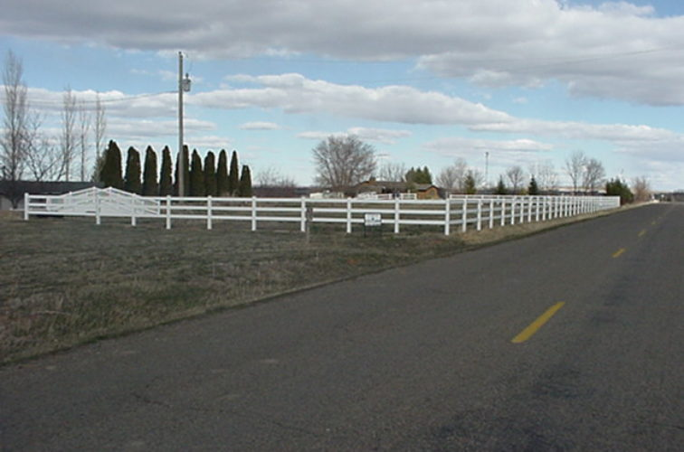 AFC Cedar Rapids - Vinyl Fencing, MVC-012F