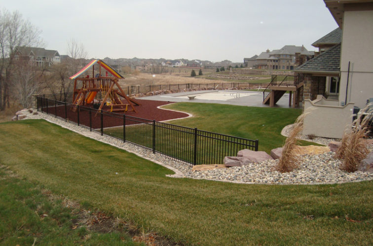 AFC Cedar Rapids - Ornamental Fencing, Majestic Ornamental Fence