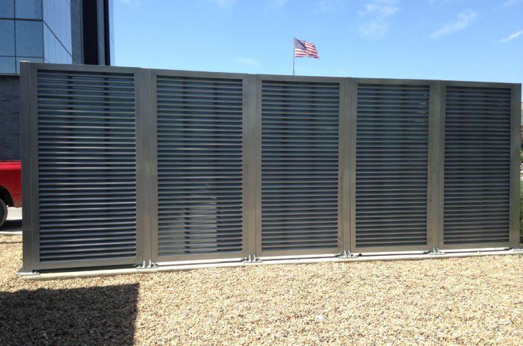 AFC Cedar Rapids - MidAmerica Energy Plaza Gate One