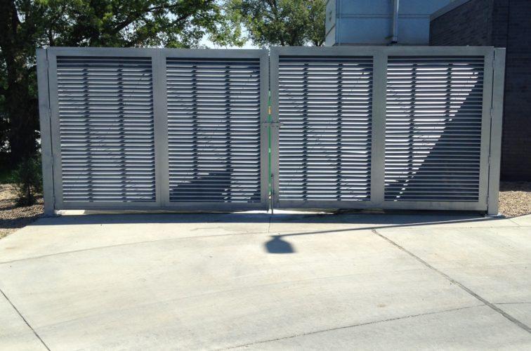 AFC Cedar Rapids - MidAmerica Energy Plaza Gate Three