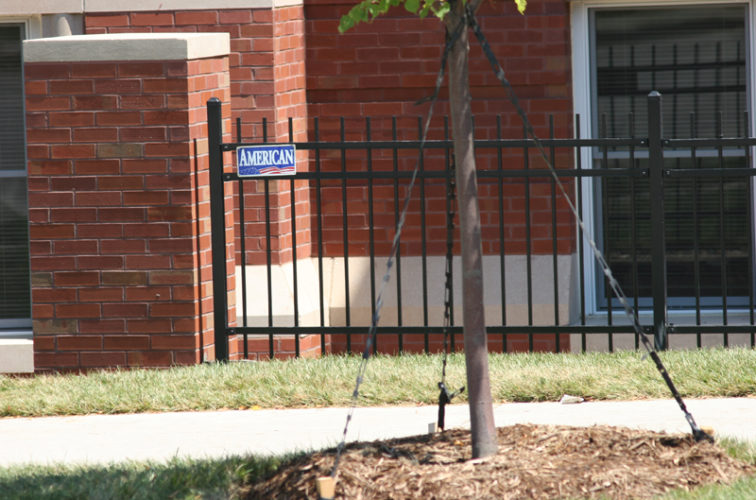 AFC Cedar Rapids - Ornamental Fencing, Ornamental Fence And Columns