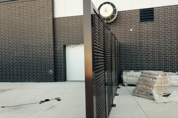 AFC Cedar Rapids - PalmSHIELD SDSU Fence Line 2