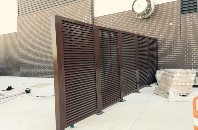 AFC Cedar Rapids - PalmSHIELD SDSU Fence Line