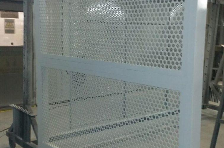 AFC Cedar Rapids - Perforated screen 4