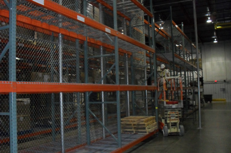 AFC Cedar Rapids - Chain Link Fencing, Pfizer