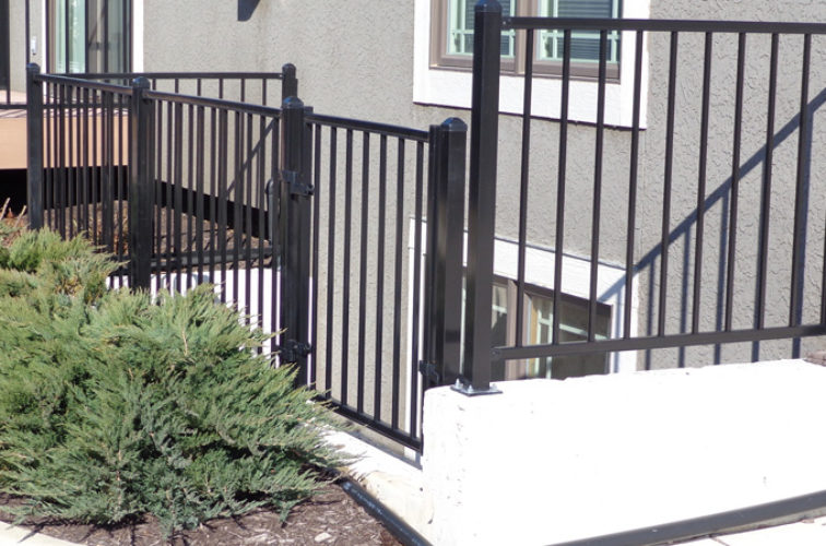 AFC Cedar Rapids - Custom Railing, Ornamental - AFC-KC