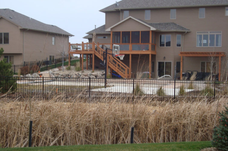 AFC Cedar Rapids - Ornamental Fencing, Residential Majestic Ornamental Fence