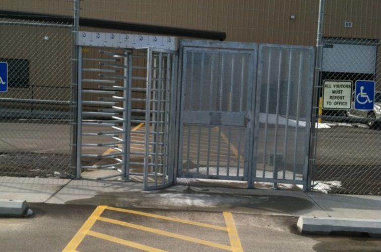 AFC Cedar Rapids - Specialty Product Fencing, Turnstile - AFC - IA