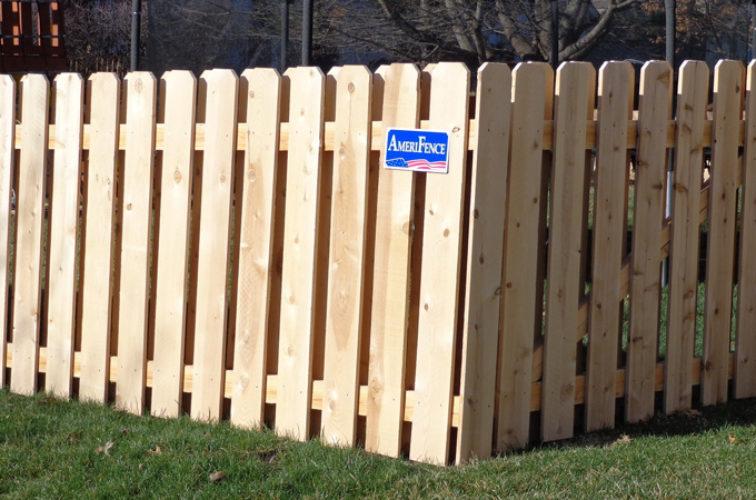 AFC Cedar Rapids - Wood Fencing, Board on Board - AFC-KC