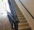 AFC Cedar Rapids - Custom Stair and Grab Rail Black Coated