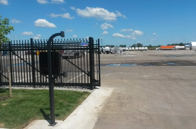 AFC Cedar Rapids - Kansas - Card Reader